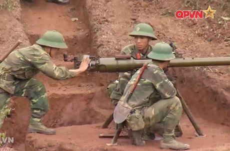 Dang ne sung chong tang SPG-9 do Viet Nam san xuat - Anh 12