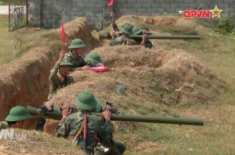 Dang ne sung chong tang SPG-9 do Viet Nam san xuat - Anh 6