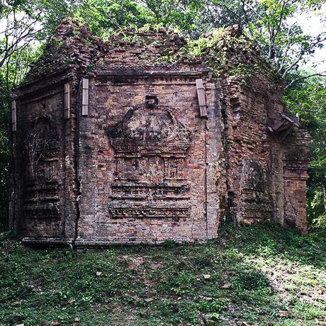 Kham pha Di san the gioi moi toanh cua Campuchia - Anh 9