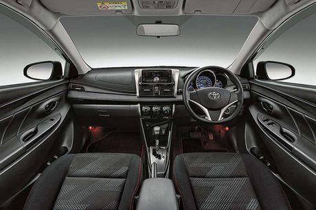 Toyota Vios phien ban 'xe dua' gia 452 trieu dong - Anh 7
