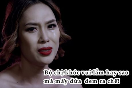 Chet cuoi loat anh che My Tam trong MV 'Dau chi rieng em' - Anh 11