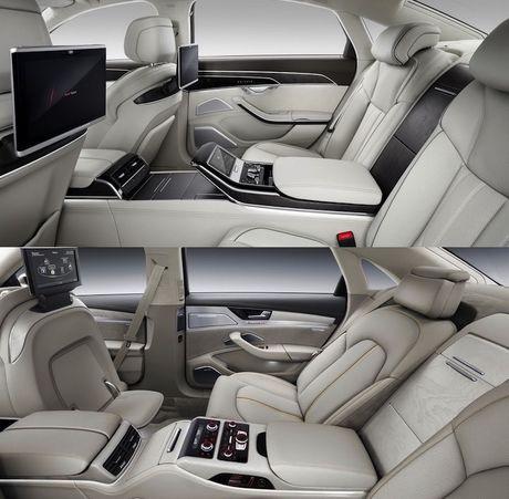 Audi A8 2018 gia 2,34 ty thay doi gi so voi cu - Anh 6