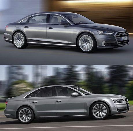 Audi A8 2018 gia 2,34 ty thay doi gi so voi cu - Anh 7