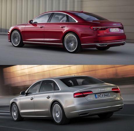 Audi A8 2018 gia 2,34 ty thay doi gi so voi cu - Anh 8