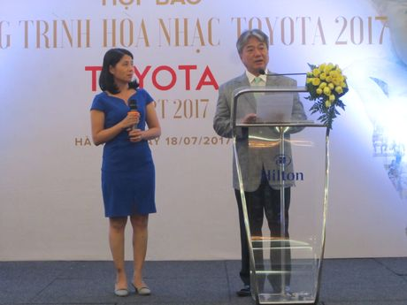 Chuong trinh hoa nhac Toyota 2017: Nhung ban tinh ca lang man - Anh 1