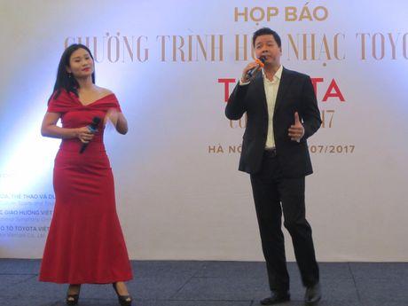 Chuong trinh hoa nhac Toyota 2017: Nhung ban tinh ca lang man - Anh 2