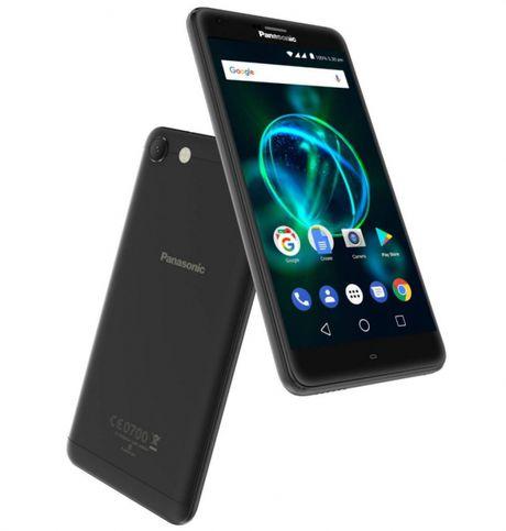 Panasonic ra mat smartphone gia re P55 Max - Anh 1