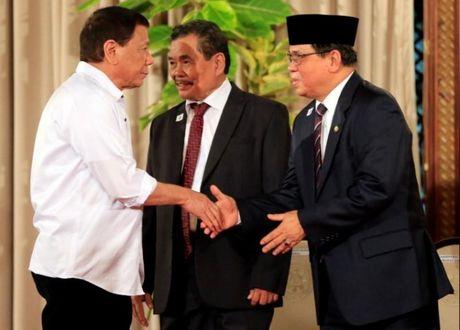 Philippines xuc tien du luat lap khu tu tri Hoi giao - Anh 1