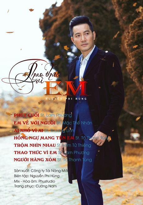 Nguyen Phi Hung gay ngac nhien khi re huong sang dong nhac Bolero - Anh 1