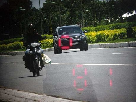 Trung tuong Vo Van Liem lang ma CSGT khong chap nhan bang chung xe vi pham cua canh sat - Anh 2