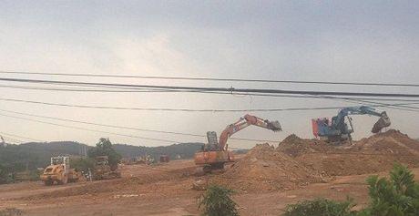 Khai thac khoang san trai phep tai Bac Giang(?): UBND tinh chi dao lam ro thong tin bao chi phan anh - Anh 1