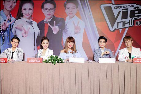 The Voice Kids- Giong hat Viet nhi mua 5: Tuyen thi sinh tu 5-15 tuoi - Anh 2