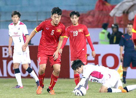 U22 Viet Nam o Vong loai U23 chau A: Muc tieu la vuot qua chinh minh - Anh 1