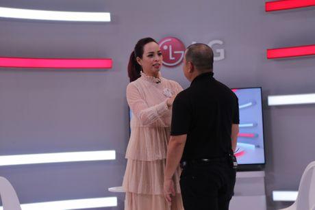 Thuy Hanh - Minh Khang mo xe van de tinh tien trong 'La vo phai the' - Anh 1