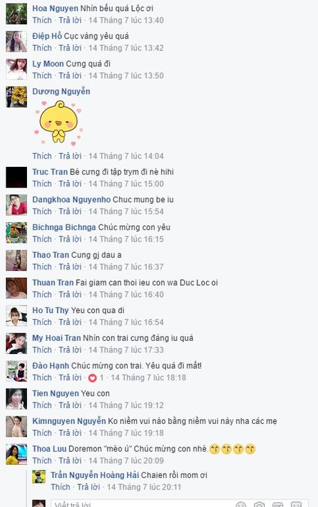 Chu linh chi Duc Loc buoc phai GIAM CAN vi co nguy co BEO PHI... Trieu CHA ME mung roi nuoc mat! - Anh 8