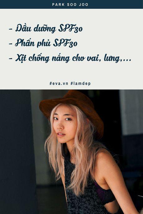 Cach dung kem chong nang chuan khong can chinh la day! - Anh 2