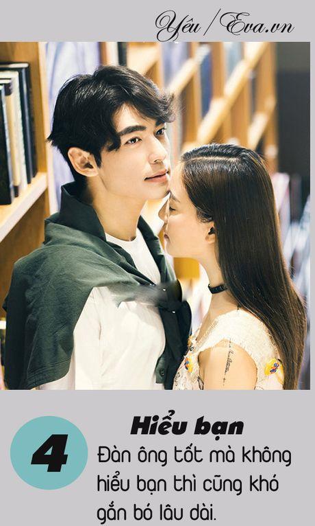 Nhat dinh phai giu cho that chat nguoi dan ong co 7 pham chat nay - Anh 4