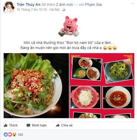 """Tinh moi cua Phan Hai"" ngoai doi thuc quyen ru chong bang tram mam com nha tuyet ngon - Anh 6"