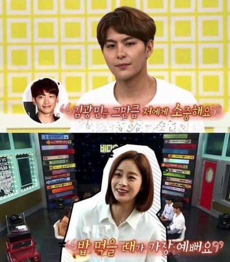 """Bi Rain khang dinh: """"Tae Hee luc nao cung xinh dep, xinh dep ngay ca khi co ay an"""" - Anh 1"""