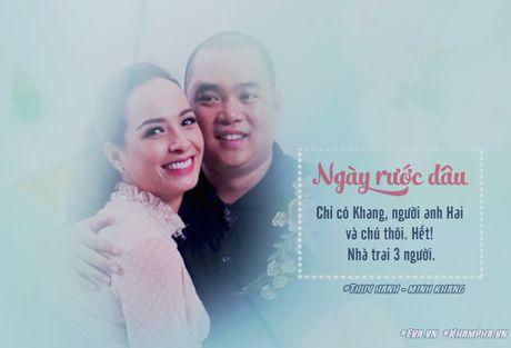 Co ai ngo, Thuy Hanh tung bi doa sinh non vi leo bo 11 tang va noi tui phan cua Minh Khang - Anh 3