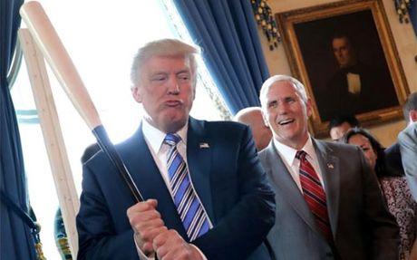 Chinh quyen Trump cong bo ke hoach dam phan lai NAFTA - Anh 1