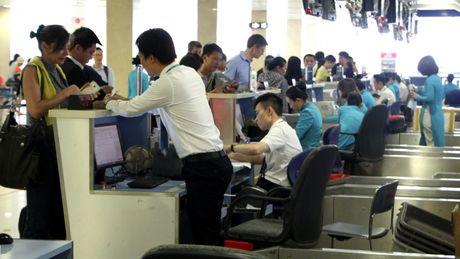 Cuc Hang khong quan triet Nghi quyet Hoi nghi lan thu 5 BCH TW Dang - Anh 1