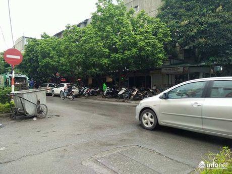Vu do xe tai tieng: Chu tich phuong bi phat loi khong doi MBH - Anh 1