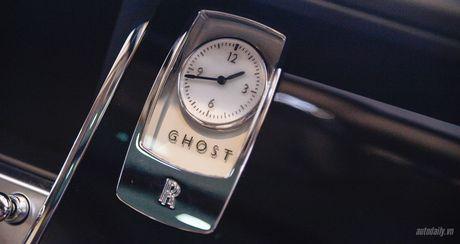 Rolls-Royce Ghost Series II rao ban gia 25 ty dong tai Ha Noi - Anh 10
