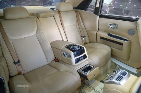 Rolls-Royce Ghost Series II rao ban gia 25 ty dong tai Ha Noi - Anh 11