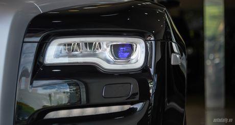 Rolls-Royce Ghost Series II rao ban gia 25 ty dong tai Ha Noi - Anh 3