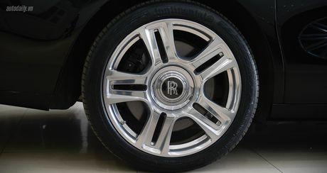 Rolls-Royce Ghost Series II rao ban gia 25 ty dong tai Ha Noi - Anh 4