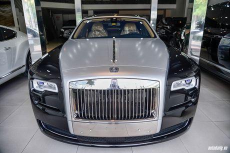 Rolls-Royce Ghost Series II rao ban gia 25 ty dong tai Ha Noi - Anh 5