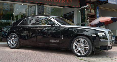 Rolls-Royce Ghost Series II rao ban gia 25 ty dong tai Ha Noi - Anh 6