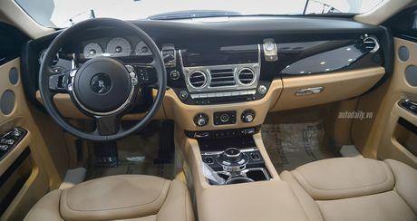 Rolls-Royce Ghost Series II rao ban gia 25 ty dong tai Ha Noi - Anh 7