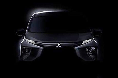 "Mitsubishi ""nha hang"" mau MPV hoan toan moi sap ra mat - Anh 2"