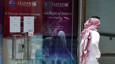Ai Cap ngung chinh sach mien thi thuc voi cong dan Qatar - Anh 1