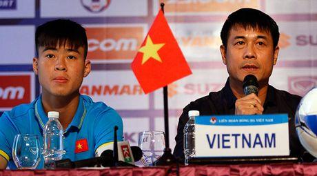 "HLV Huu Thang mong U23 Viet Nam khong ""thu keu, dot xit"" - Anh 1"