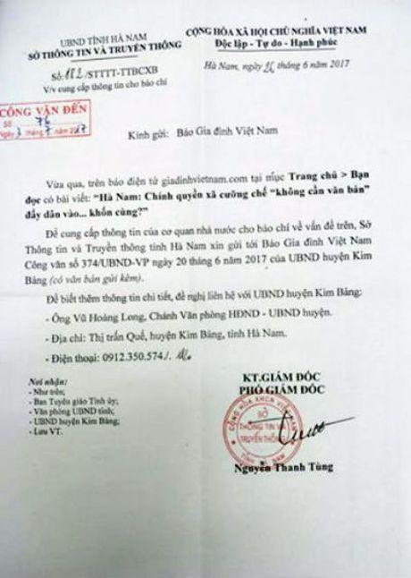 Bai 3: Vi sao xa Nhat Tan van chua cung cap duoc van ban cuong che? - Anh 1