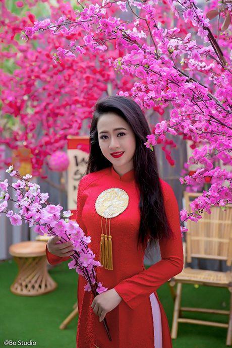 Thi sinh chung ket Hoa khoi Nam Bo tu tin khoe dang - Anh 1