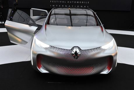 Ky luc moi ve doanh so cua hang san xuat o to Renault, Phap - Anh 8