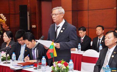 VNREA tang cuong hop tac voi cong dong doanh nghiep bat dong san Myanmar - Anh 5