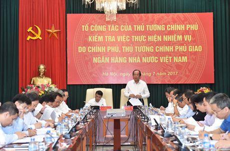 Thu tuong nhac Vietcombank 'thuc hien nghiem tuc' Thong tu 36 trong so huu cheo - Anh 1