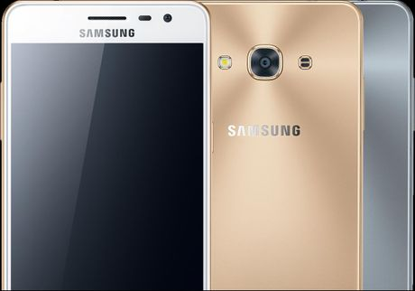 Galaxy J3 Pro se co gia duoi 4,5 trieu - Anh 1