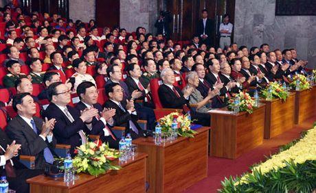 Tong Bi thu Nguyen Phu Trong: Vun dap moi quan he Viet - Lao vung ben hon nui, hon song - Anh 2