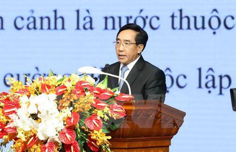 Tong Bi thu Nguyen Phu Trong: Vun dap moi quan he Viet - Lao vung ben hon nui, hon song - Anh 3