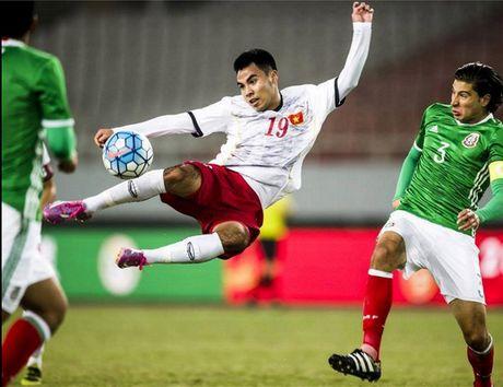 Lat co chan, Duc Huy som chia tay vong loai giai U23 chau A 2018 - Anh 1
