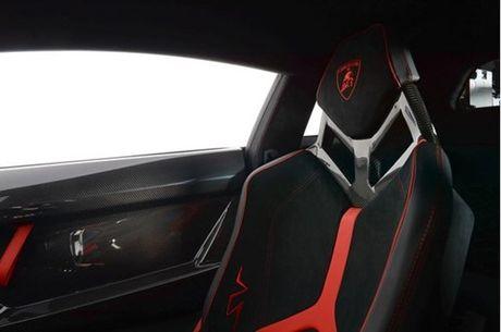 Ve dep sieu xe hang hiem Lamborghini Aventador SV do ruc rao ban 12,7 ty Dong - Anh 12
