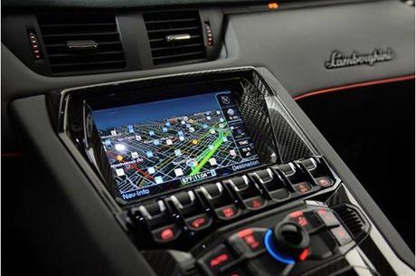 Ve dep sieu xe hang hiem Lamborghini Aventador SV do ruc rao ban 12,7 ty Dong - Anh 18