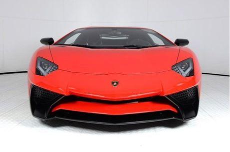 Ve dep sieu xe hang hiem Lamborghini Aventador SV do ruc rao ban 12,7 ty Dong - Anh 2