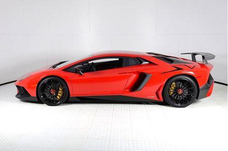 Ve dep sieu xe hang hiem Lamborghini Aventador SV do ruc rao ban 12,7 ty Dong - Anh 4